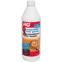 HG waterdicht voor gevels