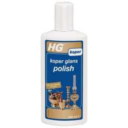HG koper 'glans' polish