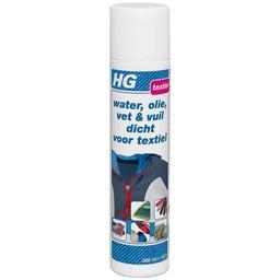 HG water, olie, vet & vuil dicht voor textiel