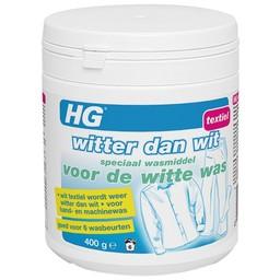 HG witter dan wit speciaal wasmiddel voor de witte was