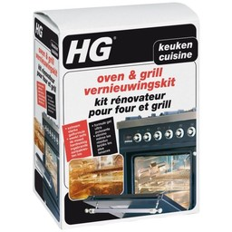 HG oven & grill vernieuwingskit