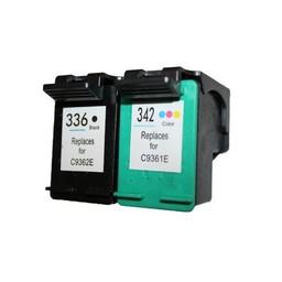 Huismerk Set cartridges voor Hp 336/342