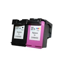 Huismerk Set cartridges voor HP 301XL