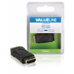 <br />  HDMI koppeling HDMI input - HDMI input zwart