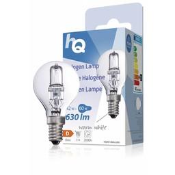 HQ Halogeenlamp kogel E14 42 W 630 lm 2 800 K