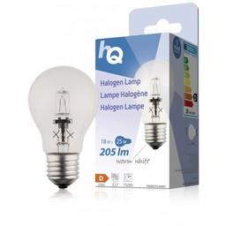 HQ Halogeenlamp classic GLS E27 18 W 205 lm 2 800 K