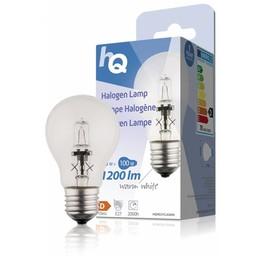 HQ Halogeenlamp kogel E27 70W 1200 lm 2800K