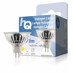 HQ Halogeenlamp MR16 GU5.3 35 W 427 lm 2 800 K