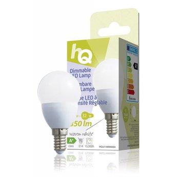 Dimbare LED-lamp mini-globe E14 5,5 W 350 lm 2 700 K ...