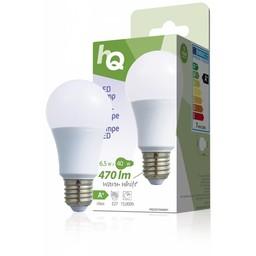 HQ LED-lamp A60 E27 6,5 W 470 lm 2 700 K