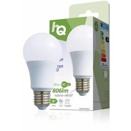HQ LED-lamp A60 E27 9,5 W 806 lm 2 700 K
