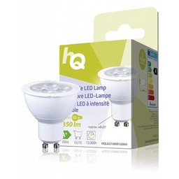 HQ Dimbare LED-lamp MR16 GU10 5,5 W 350 lm 2 700 K