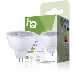 HQ LED-lamp MR16 GU5.3 4W 250 lm 2 700 K