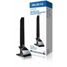 <br />  DVB-T-binnenantenne klein ontwerp 15 dB