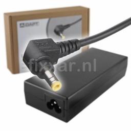 Adapt Laptop voeding met originele plug o.a. Acer, HP
