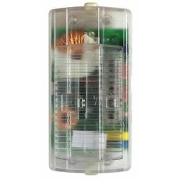 Elektrofix Elektrofix vloerdimmer 12 V 20-60 W transparant