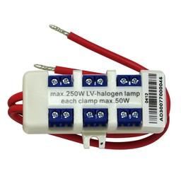 Elektrofix Elektrofix verdeelblokje 6-voudig