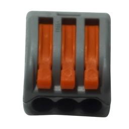 Elektrofix Elektrofix lasklem 3-voudig hersluitbaar 10 st