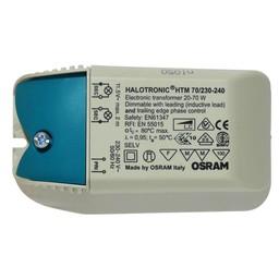 Elektrofix Elektrofix trafo 12 V 70 va mouse Osram