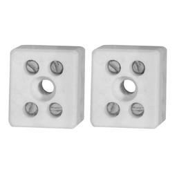 Elektrofix Elektrofix kroonsteen porcelein