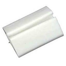Elektrofix Elektrofix draadklever wit 8 st