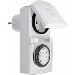 Kopp Kopp tijdschakelklok spatwaterdicht ip 44