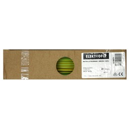 Elektrofix Elektrofix installatiedraad groen/geel 100 m x 2,5 mm