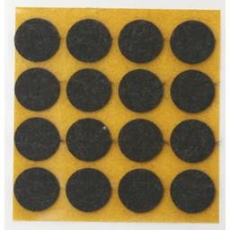 QlinQ QlinQ anti-krasvilt dub. pak bruin 22mm