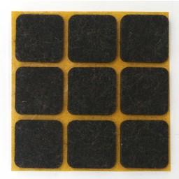 QlinQ QlinQ anti-krasvilt dub. pak bruin 150 x 200 mm