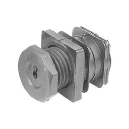 QlinQ QlinQ pootdop insteek vierkant 25 mm 2 stuks