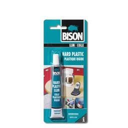 Bison Hard Plastic Lijm 25 ml