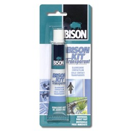 Bison Bison Bison kit transparant 50 ml