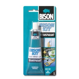 Bison Bison Bison kit transparant 100 ml