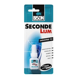 Bison Bison Industrie secondelijm 7,5 g