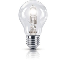 Philips Philips EcoClassic halogeenlamp 230 V 42 W E27 lichtkleur warm wit