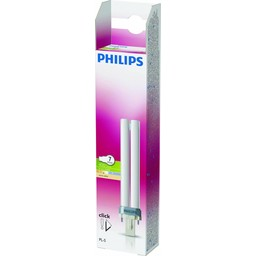 Philips Philips PLS lamp 7 W G23 lichtkleur warm wit