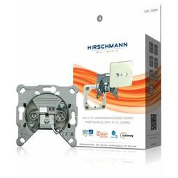 Hirschmann EDC1000 eindwandcontactdoos