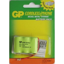 gp GP Cordless Phone batterij T279 (60AAH3BMU- HighCapacity T157)