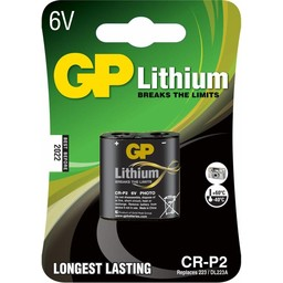 gp GP Photo Lithium CRP-2 (DL223A), blister 1