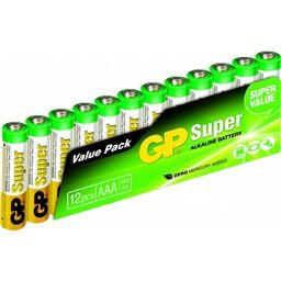 gp GP Super AAA Alkaline Micro Penlite 12 pack