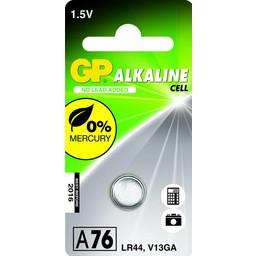gp GP Alkaline knoopcel LR44 76A (V13GA / L1154)