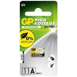 gp GP Hoog voltage alkaline rondcel 11A (MN11), blister 1