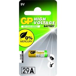gp GP Hoog voltage alkaline rondcel 29A, blister 1