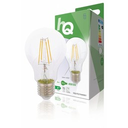 HQ Retro filament LED-lamp E27 4 watt 450 lumen 2700 kelvin