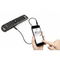 König 4-in-1-afstandsbediening online programmeerbaar