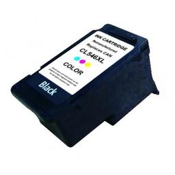 Huismerk Inkt cartridge voor Canon Cl546XL met niveau-indicator