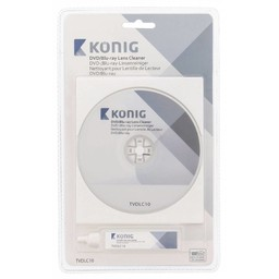 König DVD lens cleaner