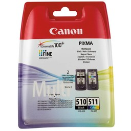 Canon CANON PG-510/CL-511 MULTIPACK