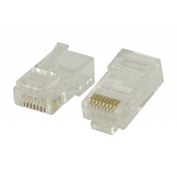 Valueline RJ45 connector voor stranded UTP CAT 6 kabels