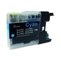 Huismerk Inkt cartridge voor Brother LC 1220 1240 1280 cyan